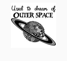 Stressed out 'used to dream of outer space' planet  Classic T-Shirt