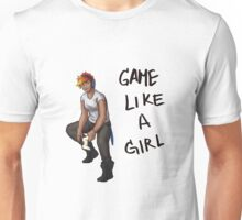 Game Like a Girl Unisex T-Shirt