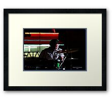 Little Drummer Boy Framed Print