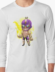 El Dragon Chibi Long Sleeve T-Shirt