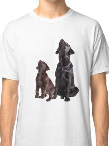 Labrador retriever puppies Classic T-Shirt