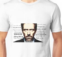 House MD quote Unisex T-Shirt