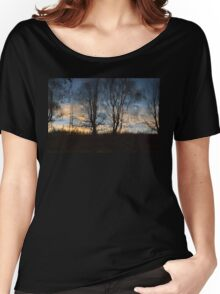 River Reflection Women's Relaxed Fit T-Shirt
