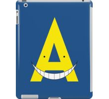 Koro-Sensei Alphabet iPad Case/Skin