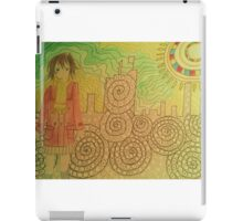 An image of Kayo from Erased iPad Case/Skin