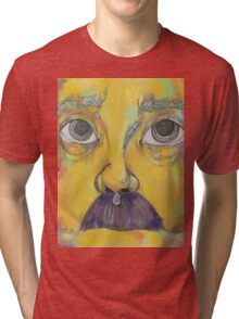 The Eyes are the Window to the Soul Tri-blend T-Shirt