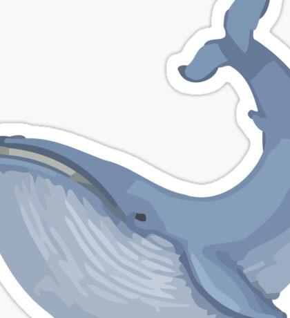 Whale Emoji Sticker