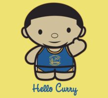 HELLO CURRY One Piece - Short Sleeve
