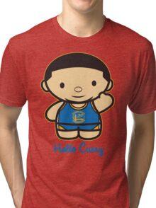 HELLO CURRY Tri-blend T-Shirt