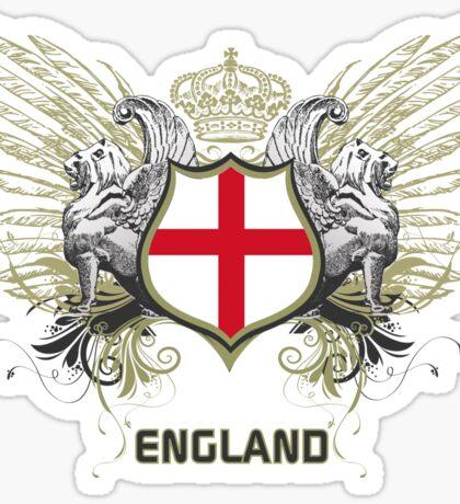 England Euro 2016 (white collection) Sticker