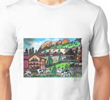 Tyroler Cows Unisex T-Shirt