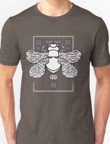 The Moon and the Moth Unisex T-Shirt