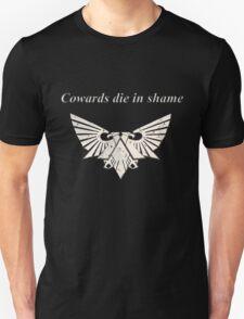 Warhammer 40k Gold Eagle Unisex T-Shirt