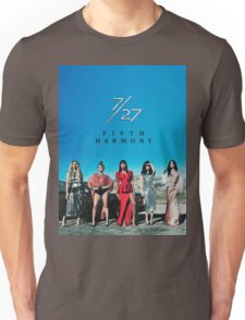 7/27 - FIFTH HARMONY Unisex T-Shirt