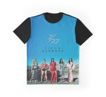 7/27 - FIFTH HARMONY Graphic T-Shirt