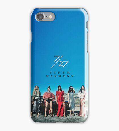 7/27 - FIFTH HARMONY iPhone Case/Skin