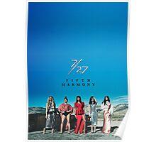 7/27 - FIFTH HARMONY Poster