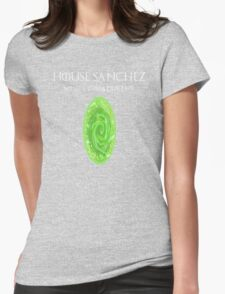 House Sanchez Womens Fitted T-Shirt