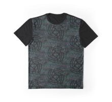 Mirror Loop Graphic T-Shirt