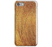 Ice Gold iPhone Case/Skin