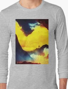 This volcano is mine Long Sleeve T-Shirt
