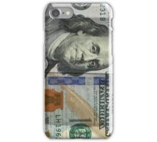 Money - One Hundred Dollar Bill If you like, please purchase, try a cell phone cover thanks iPhone Case/Skin