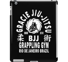 Gracie Jiu Jitsu iPad Case/Skin