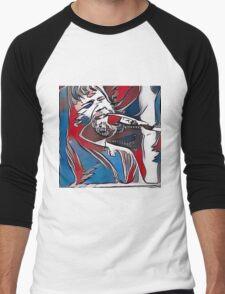 BRENT! Men's Baseball ¾ T-Shirt