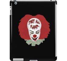 They All Float iPad Case/Skin