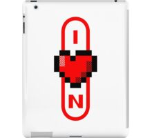 Love Nintendo - Alt 1 iPad Case/Skin
