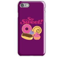 So Sweet Doughnuts iPhone Case/Skin