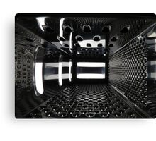 Grater Interior Canvas Print