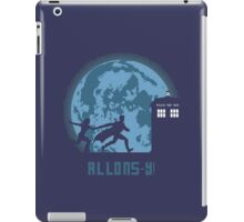 "Doctor Who ""Allons-y"" 10th Doctor iPad Case/Skin"