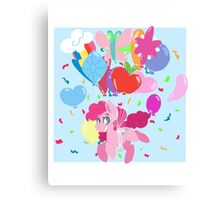 MLP: Balloon Friends Canvas Print