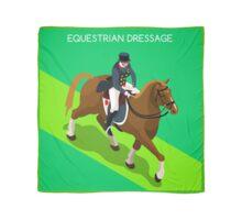 Equestrian Dressage 2016 Olympics Summer Games Scarf