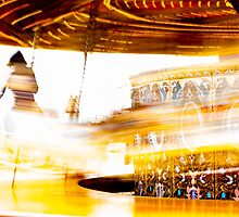 Carousel by Andrew O'Hara