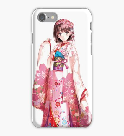 Fan Service of Love and Youth iPhone Case/Skin