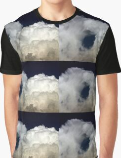 Hole in the clouds Graphic T-Shirt