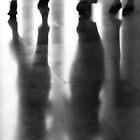 Shadow Girls... by Angelika  Vogel