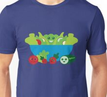 Kawaii Salad Unisex T-Shirt