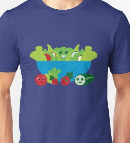 Kawaii Salad Unisex T-Shirt