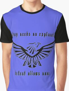 Warhammer 40k Black Eagle 2 Graphic T-Shirt