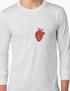 A lonely heart Long Sleeve T-Shirt