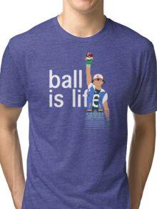 Pokeball Is Life Tri-blend T-Shirt