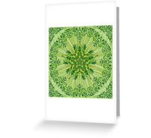 226 Plant Witch Greeting Card