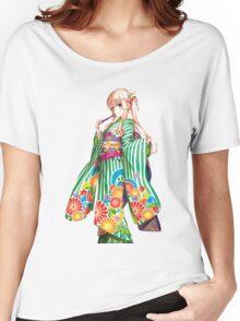 Eriri Sawamura Women's Relaxed Fit T-Shirt