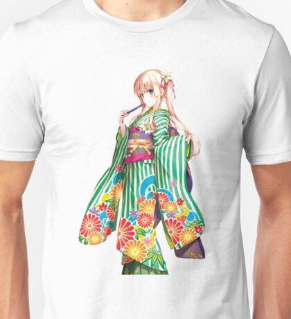 Eriri Sawamura Unisex T-Shirt