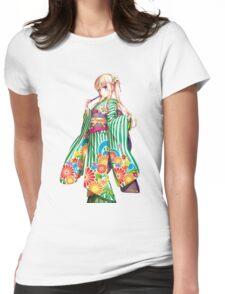 Eriri Sawamura Womens Fitted T-Shirt