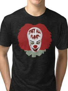They All Float Tri-blend T-Shirt
