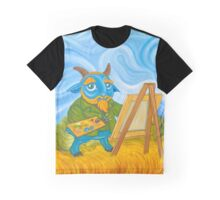 Vincent van Goat Graphic T-Shirt